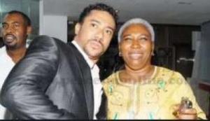 Ghanaian Actor, Majid Michel Looses Mom