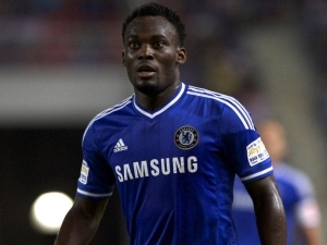 Ghanaian footballer, Michael Essien contracts Ebola?