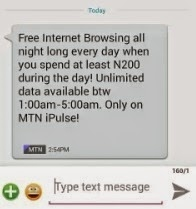 Grab Your MTN Unlimited Night Free Browsing Now