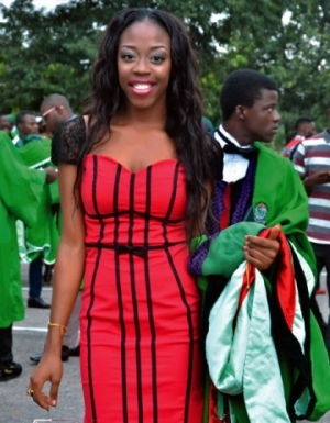 Graduating with a first class not difficult –Alma Oputa, Covenant University best student