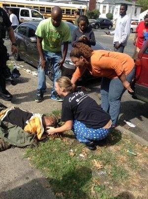 Graphic Photos: US Rapper, Fetty Wap, Involved In A Terrible Motorcycle Accident