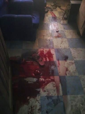 Graphic pics from one of the deadliest robbery incidents in Nigeria in recent times