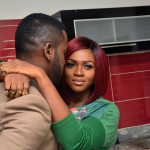Guess who Waje's mystery man is
