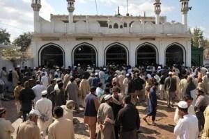 Gunmen kill six in Kabul Sufi mosque attack