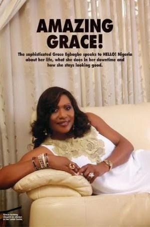 Hello! Nigeria releases new issue with Okocha & Grace Egbagbe