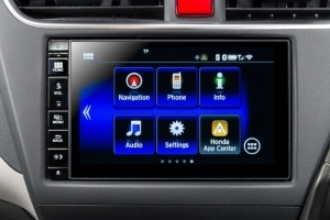 Honda's Connect runs on a Tegra Processor with Android