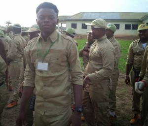 How NYSC Corp Member Almost Lost His Life To Torture In Camp