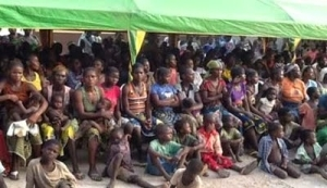 How Victims of Boko Haram are Raped and Sold as Slaves In Displaced Person's Camps