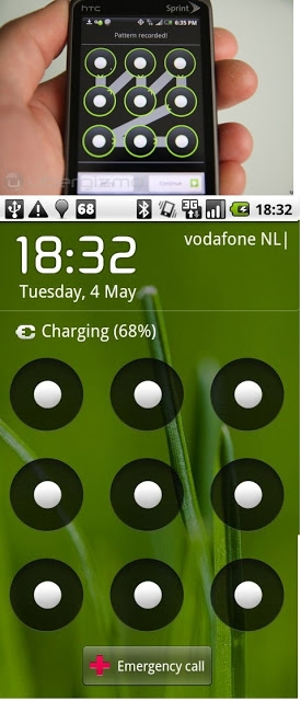 How can I Reset My Forgotten HTC Mobile Pattern Security Lock? (See it here)