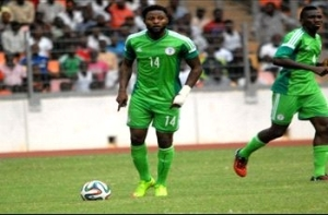 I'll spill my blood for Afcon 2015 ticket - Raheem Lawal