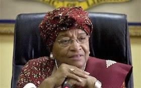 I'm Sad A Liberian With Ebola Is In Texas- President Sirleaf