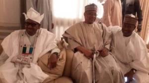 IBB Endorses Muhammadu Buhari For President