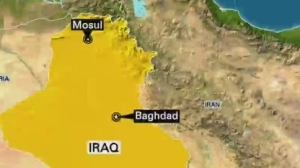 ISIS fighters destroy key bridge - Kurds