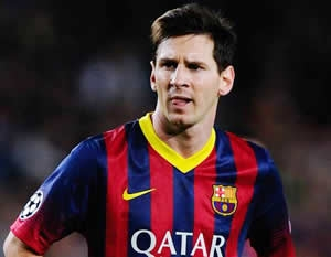 I Could Leave Barcelona - Messi