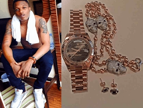 I Display My Wealth On Social Media To Motivate My Fans, Not Showing Off- Wizkid