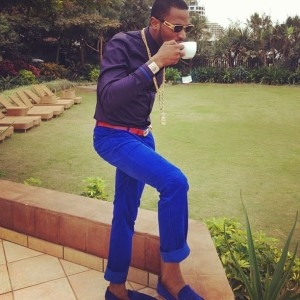 I Prayed To Become The Biggest Entertainer Out Of Africa – Dbanj