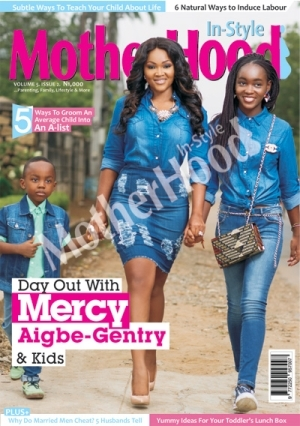I Was Shocked To Learn That My 14-Year-Old Daughter Knows What A BJ(BlowJob) Is – Mercy Aigbe