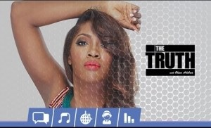 I dont take my bath untill late in the Evening - Tiwa Savage