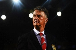 I feel lousy! Van Gaal says it could take three years to fix Manchester United