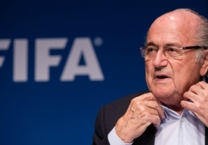 I rang Blatter and told him to quit