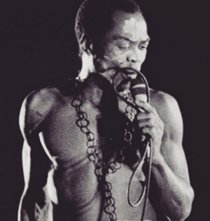 I want to light up my igbo (smoke), and connect to the other world - Seun Kuti