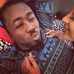 Ice Prince and His Boo in Loving Photo…