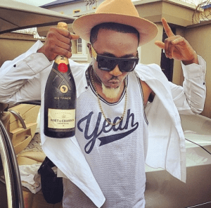 Ice Prince spots new look (photo)
