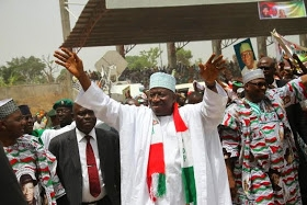 If you vote for me, I will fight corruption using technology – President Goodluck
