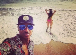 Ik Ogbonna Shows Off His Fiancée's Butt On Instagram