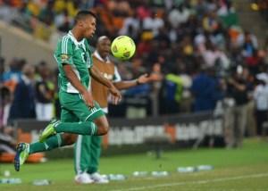Ikechukwu Uche happy to be back in Keshi's squad
