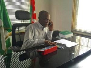 Incumbent Governor Concede Defeat And Call Mallam El Rufai To Congratulate Him