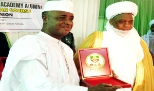 Insurgency: Sultan, Wamakko Call For Creation Of State Police