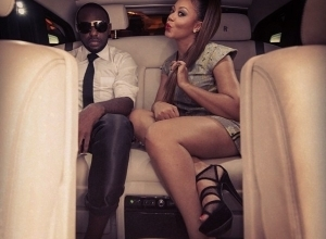 Is Jim Iyke About To Propose To Nadia Buari??!?