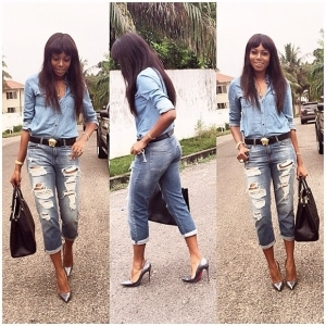 'It's mischievous for people to label me a lesbian' – Yvonne Nelson