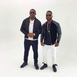 Iyanya and Don Jazzy Shoot Video for 'Gift' in South Africa (Photos)