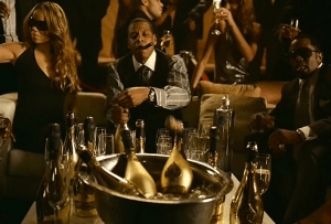 Jay Z buys Ace of Spades Champagne