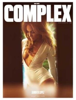 Jennifer Lopez Heats Up the Cover of Complex Mag