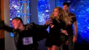 Jennifer Lopez Slaps Contestant at American Idol Auditions