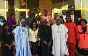 Jim Iyke, Gideon Okeke, Tayo Faniran, others made INEC youth Ambassadors