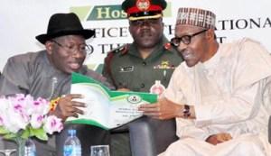 Jonathan, Buhari, Others Sign Undertaking to Maintain Peace