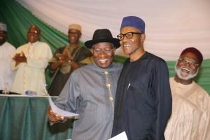 Jonathan To Formally Handover To Buhari May 28