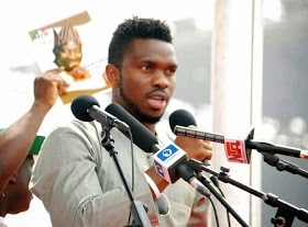 Joseph Yobo receives Woos for Supporting Jonathan in His Speech (See Conversation)
