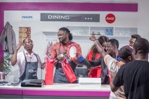 Julius Agwu, Uti Nwachukwu, others feature on Yvonne Okoro's cooking show