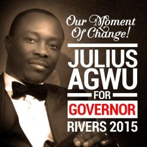 Julius Agwu abandons governorship ambition