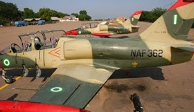 Just In: Military helicopter on surveillance crashes in Adamawa state