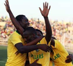 Kano Pillars beat Al-Malakia in caf champions league