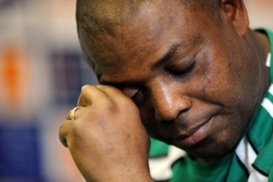 Keshi Apologises Over AFCON Miss