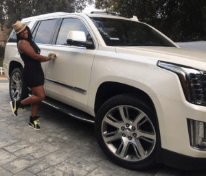 Kevin Hart Buys His Ex-wife 2015 Escalade As Birthday Gift
