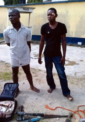 Kidnappers Demand AK-47 & Machine Guns As Ransom (Pictured With N1million Recovered)