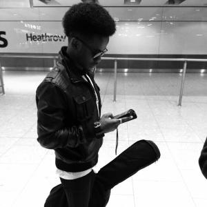 Korede Bello finally in London for 2nd phase of Mavin UK tour